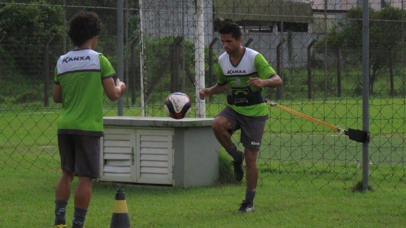 Metropolitano: Preparo físico para o jogo contra o Inter e Lages