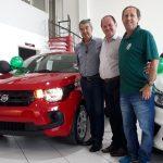 Fiat Rivel fecha parceria com o Metrô para 2019
