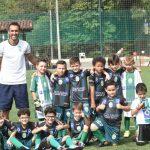 Vitória empolgante marca início da campanha do sub-7 do Metropolitano na Copa Futebol Menor