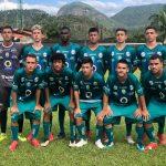 Verdinhos estreiam com vitória no Catarinense sub 17